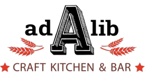 Ad Lib Craft Kitchen and Bar Logo