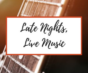Live Music During Late Night Happy Hour at Ad Lib in Harrisburg PA